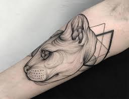 stunning black ink tattoos by parvick faramarz designwrld