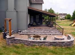 Stone Patio Images by All Weather Decks 19 Time Winner Of Best Deck Builder In Kansas City