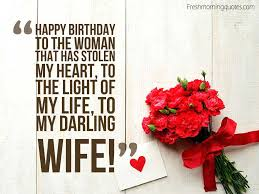 romantic birthday wishes for wife http www fashioncluba com 2017