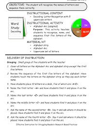 phonics alphabet arc activity building rti