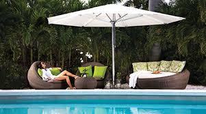 Outdoor Patio Set With Umbrella Tuuci Umbrellas Patio Land Usa