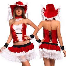 women miss santa claus costume fancy dress xmas christmas