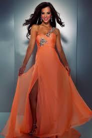 coral and gold prom dress naf dresses