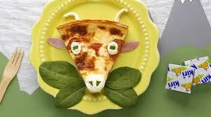 fr recette de cuisine recette quiche lorraine kiri la chèvre kiri plat rigolo