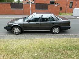 old honda accord classic honda accord 1988 f reg 2 0 petrol saloon ex 4dr saloon