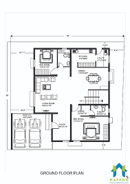 floor plans 2500 square feet 5 bhk floor plan for 25 x 25 feet plot 2500 square feet