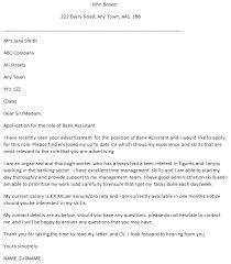 exle of cover letter format banker cover letter sle livecareer personal banker