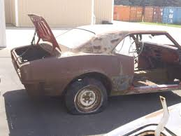 1968 camaro project car for sale 1968 chevrolet camaro project car with vin needs restoration cheap