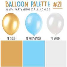 balloon wholesale vintage party theme helium balloons inspiration palette 20 party