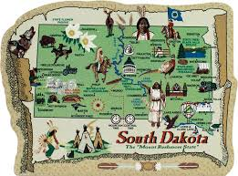 state map south dakota the cat u0027s meow village