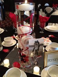 7 Best Baseball Wedding Centerpiece Images On Pinterest Baseball