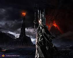 Lord Rings Halloween Costume Lord Rings Sauron Halloween Costume Photo 4 4