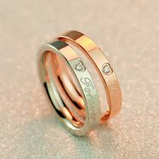 fashion couples rings images Love rings love knot rings love rings for couples jpg