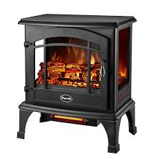 shop amazon com electric fireplaces
