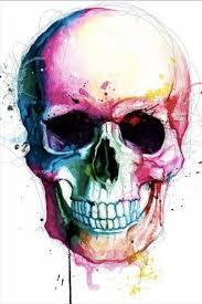 we skulls and skeletons home