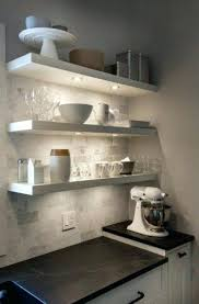 shelf with lights underneath floating shelves with lights new floating light shelf floating