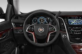 cadillac escalade 2016 2016 cadillac escalade steering wheel interior photo automotive com
