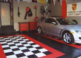 Cool Garages by Garage Decorating Ideas 50s Style Man Cave Garage Decorating 25