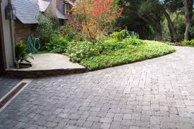 Cost Of Stamped Concrete Patio by Stamped Concrete Driveway Designs Ideas Grezu Home Interior