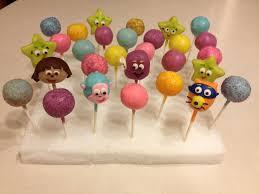 weekly cake pops week 3 dora the explorer courtney u0027s