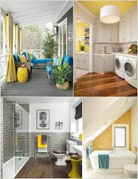 10 Sunny Ideas to Decorate with Yellow