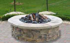 Brick Fire Pits by Portfolio Brick Paver Firepits Creative Pools U0026 Spas Brick