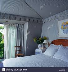 White And Blue Striped Curtains Blue Striped Curtains Bedroom Inspirations Also Bluewhite Fabric