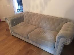 large chesterfield sofa gorgeous grey chesterfield sofa bed large comfy sofa and bed
