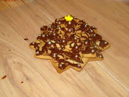 chocolate u0026 cookies christmas trees 8 steps