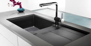 Blanco Kitchen Faucets EFaucetscom - Blanco kitchen sinks