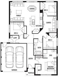 Floor Plan Examples For Homes 173 Best Small House Plans Images On Pinterest Small House Plans
