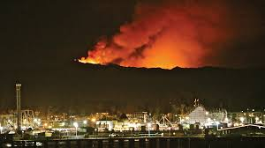 California Wildfires 2007 Environmental Effects by Why Wildfires Are Getting Worse Good Times Santa Cruz