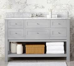 Single Sink Bathroom Vanity by Single Bathroom Vanities Pottery Barn