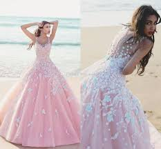 quinceanera dresses with straps pink gown quinceanera dresses scoop sheer straps floral