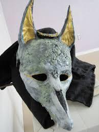 anubis mask 2 by thehellpuppi on deviantart