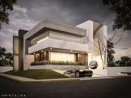 bosque alto house architecture modern facade contemporary