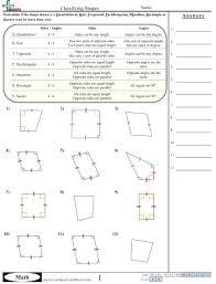 worksheet shapes range shapes worksheets