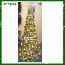 pop up christmas trees christmas lights decoration