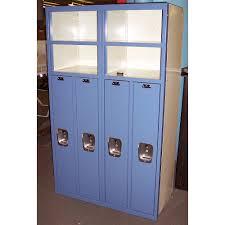 metal kids lockers list industries superior 4 door lockers metal kids school work
