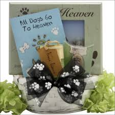 sympathy gift baskets loved pet dog sympathy gift basket