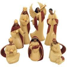 american nativity ii by treasures the black