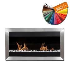 bio blaze square large 2 bio ethanol fireplace
