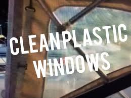 The Best Window Cleaner Clean Plastic Vinyl Boat Windows W Pledge Multi Surface Cleaner