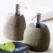 stone bathroom accessories foter