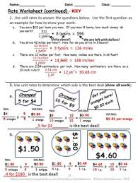 ratios rates and proportions galore by barry schneiderman tpt