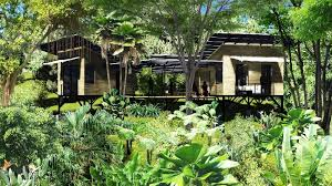 tropical home designs cool designs for tropical architecture in costa rica enchanting