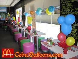 mickey mouse center pieces mickey mouse centerpieces cebu balloons and party supplies