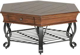coronado rectangular dining table coronado bay pine hexagon cocktail table cocktail tables dark wood