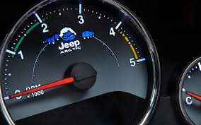 jeep wrangler speedometer first look 2012 jeep wrangler arctic edition automobile magazine