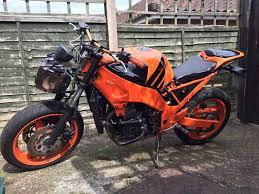 honda fireblade 600cc supermoto 600 cbr1000rr fireblade rear end and front lights in